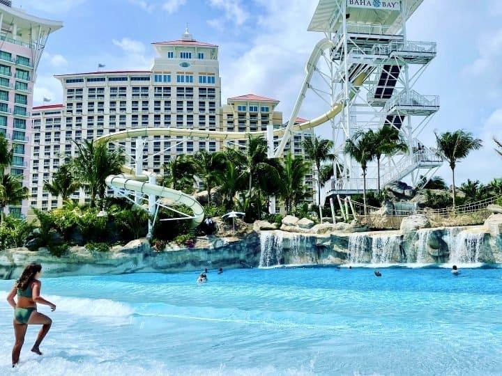 Baja Mar Resort Bahamas Review