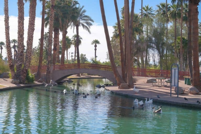 Encanto Park is one of the best parks in Phoenix