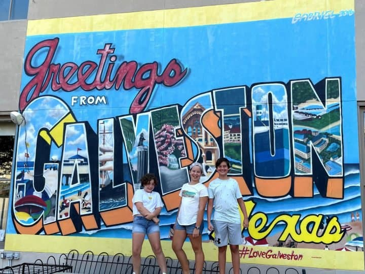 Things to Do in Galveston with Kids