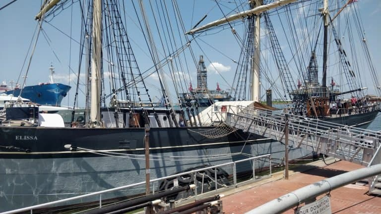 Things to Do in Galveston include visiting Pier 21