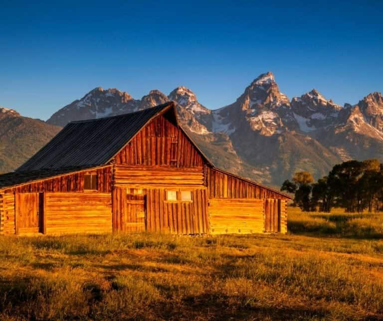 Photography is one of the best things to do in Grand Teton National Park