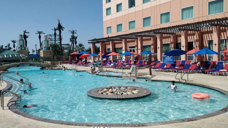 Moody Gardens Hotel in Galveston, Texas