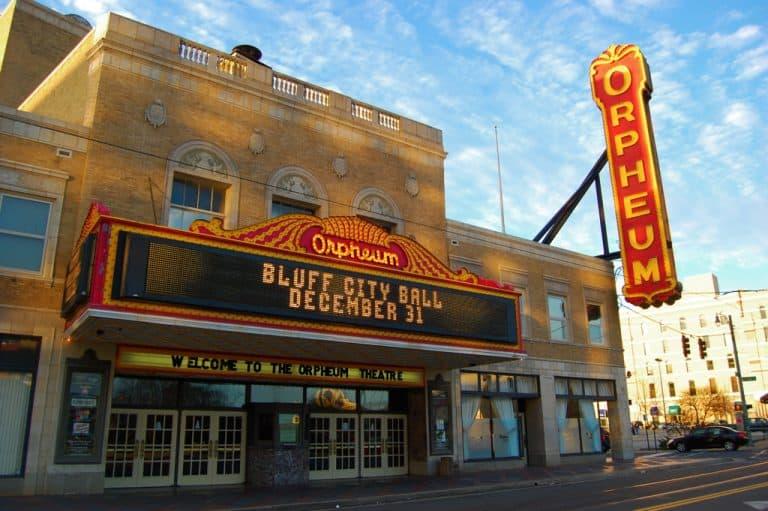 Orpheum Theater in Memphis, TN