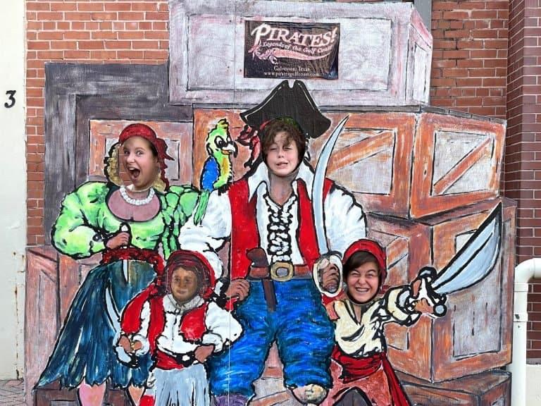 Pirates Legends of the Gulf Coast Galveston