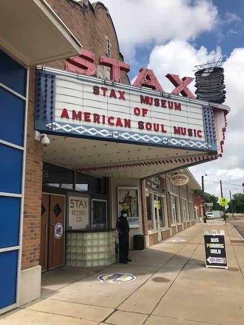 Stax Museum in Memphis, TN