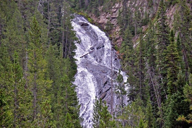 Virginia Cascades Yellowstone