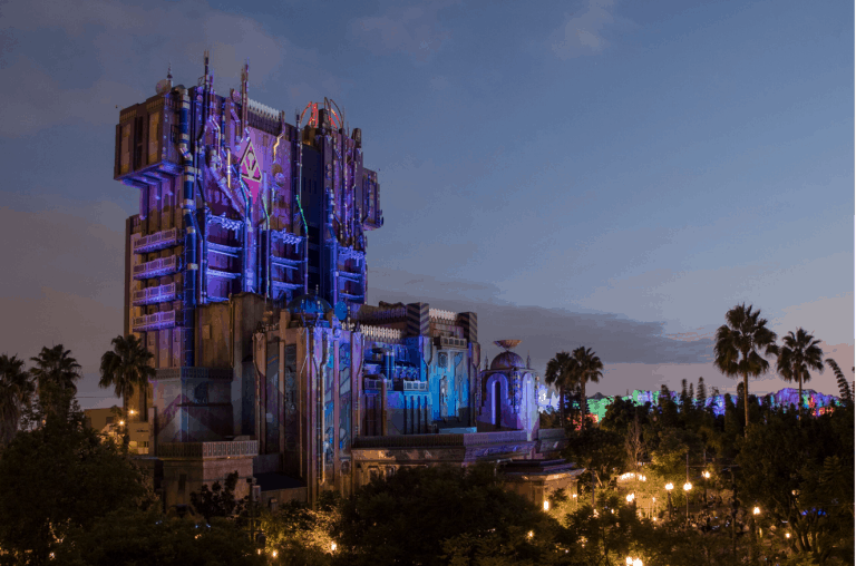 Halloween at Disneyland includes Guardians of the Galaxy Monsters After Dark