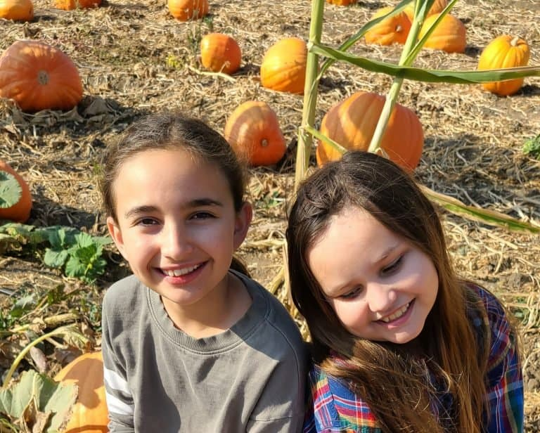 best pumpkin patches in San Diego County definitely include Bates Nuts farm