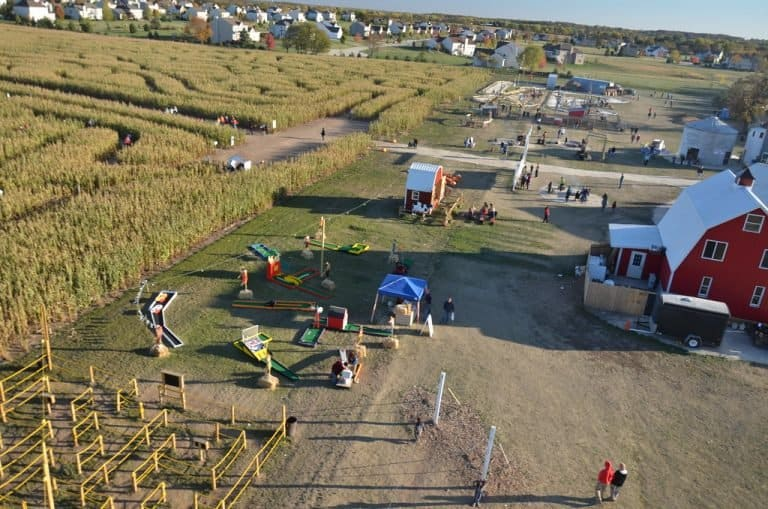 Richardson's Adventure Farm is one of the best pumpkin patches in Chicago metro