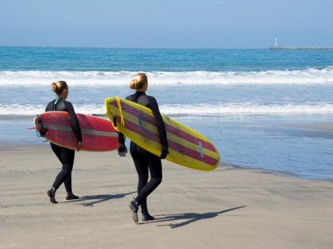 8 Family-Friendly Things to do in Half Moon Bay